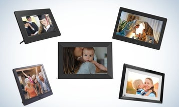 The Best Digital Pictures Frames for Showcasing Your Family's Memories