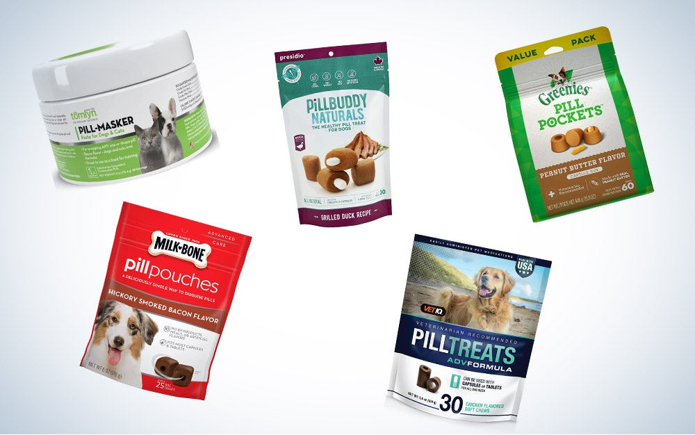 These are our picks for the best dog pill pockets on Amazon.