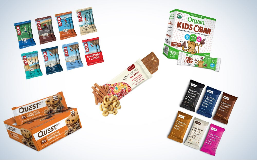 These are our picks for the best energy bars on Amazon.