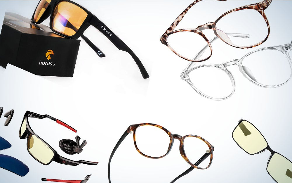 best gaming glasses on Amazon