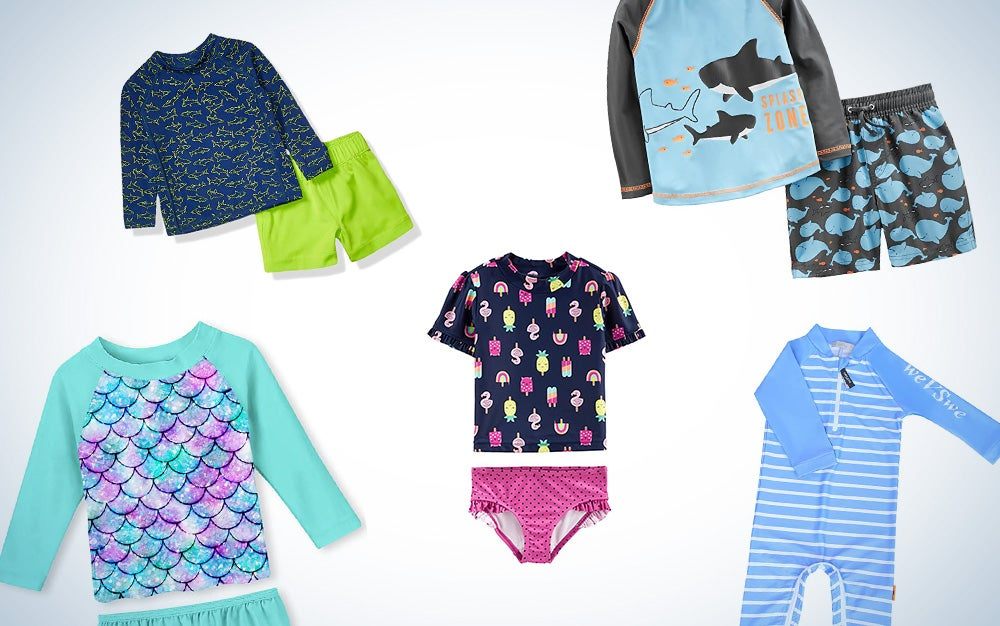 best toddler swimsuits