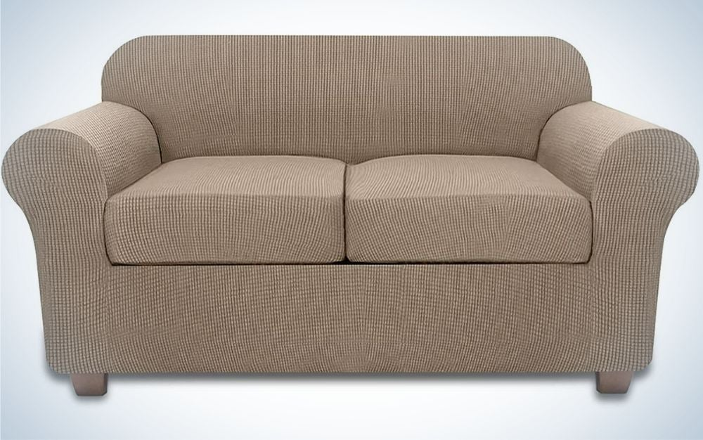 Northern Brothers 3-Piece Loveseat Slipcover is best for loveseats.