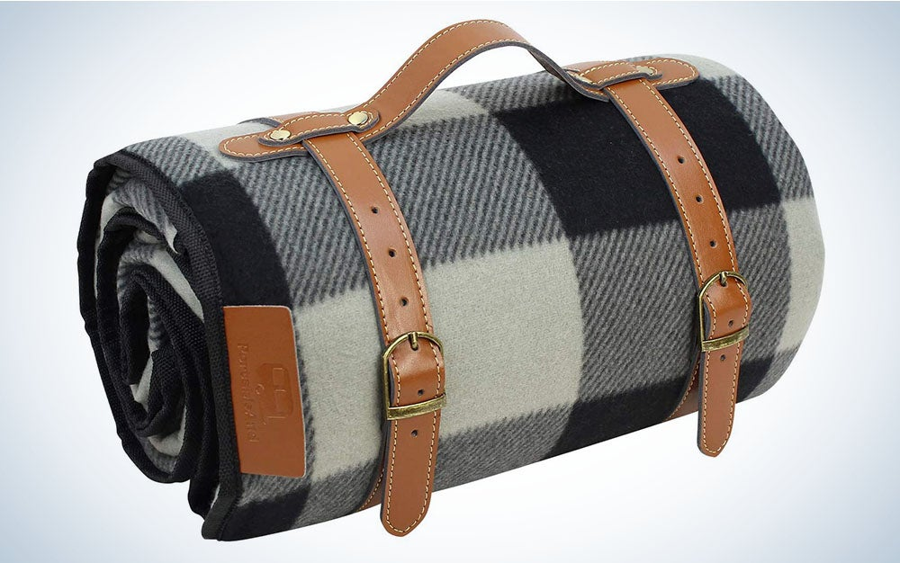 The PortableAnd Extra Large Picnic & Outdoor Blanket is the best value.