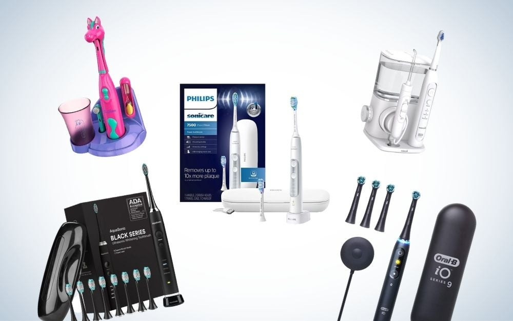 The Best Electric Toothbrushes of 2021