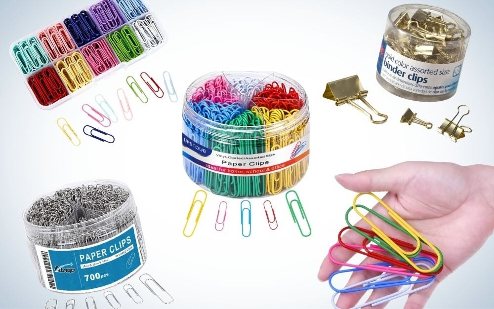 The Best Paper Clips of 2021