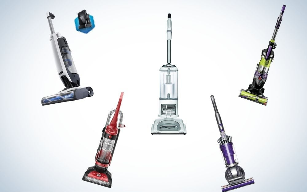The Best Upright Vacuums of 2021