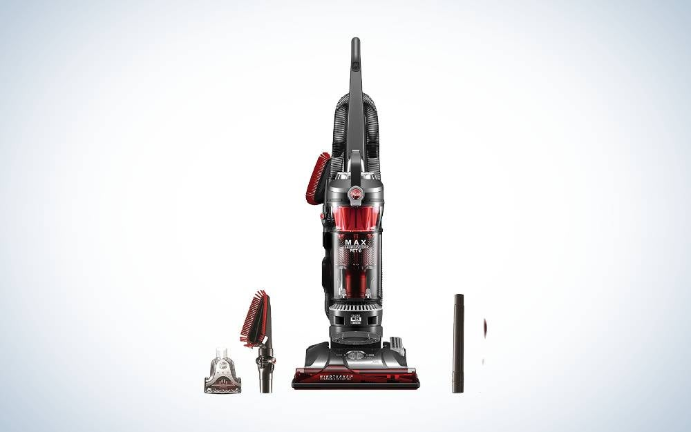 The Premium Dyson V7 Allergy HEPA Cordless Stick Vacuum Cleaner is the best upright.