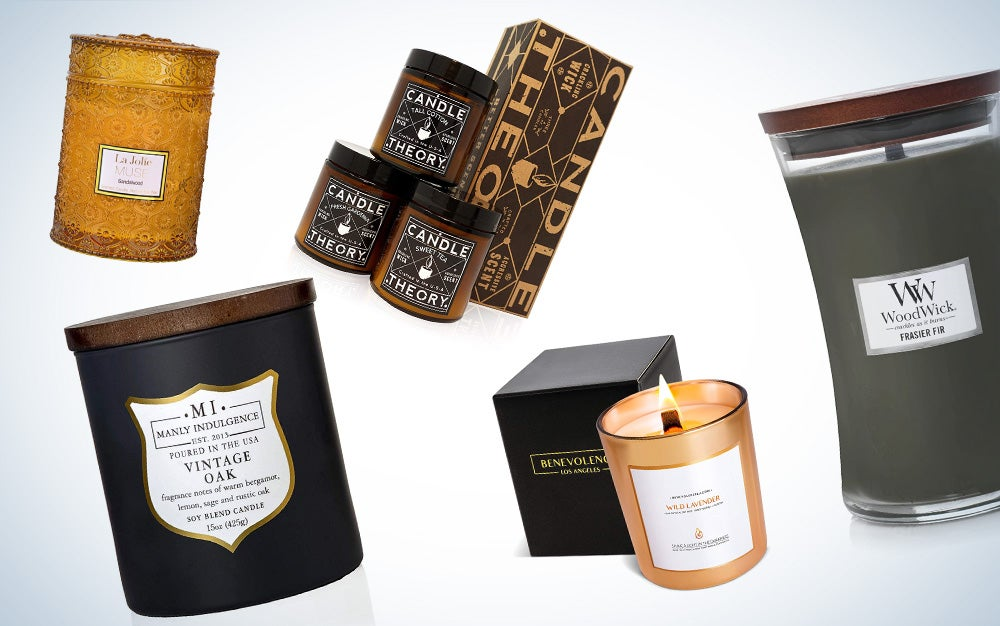 best wooden pick candles