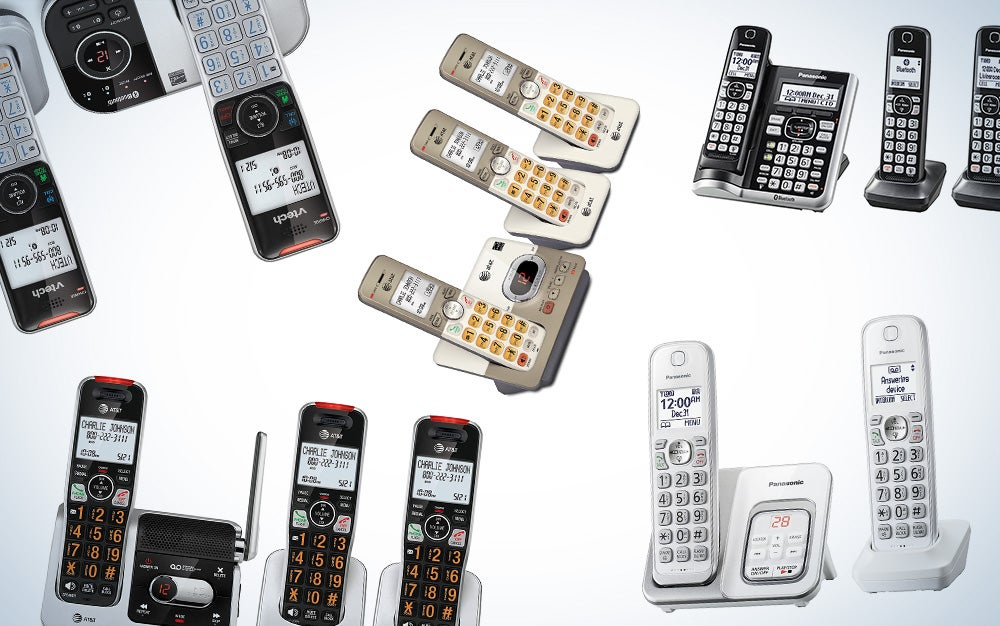 best cordless phone systems
