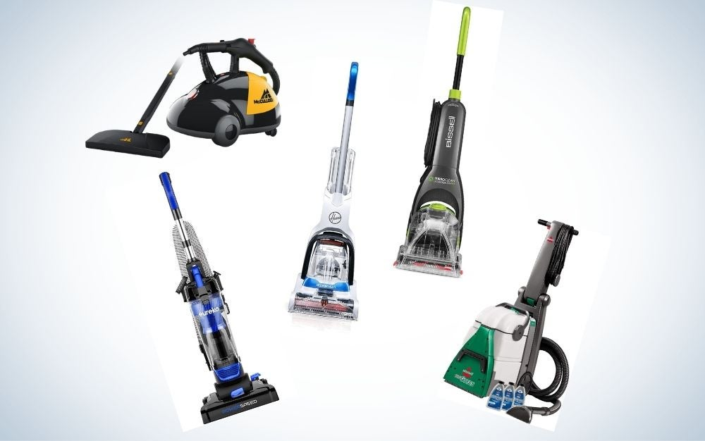 The Best Carpet Cleaner Machines of 2021