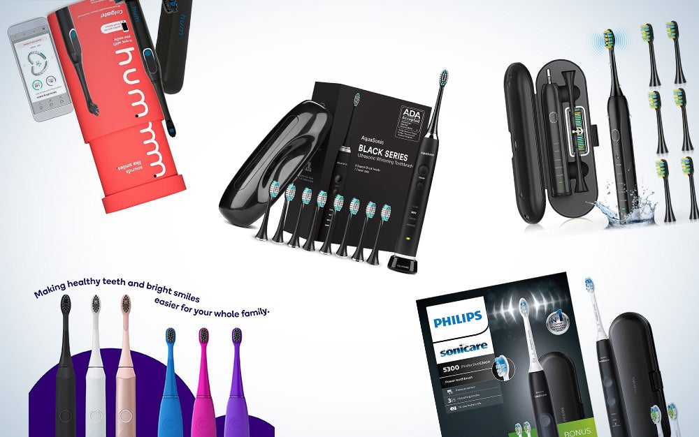best sonic toothbrushes