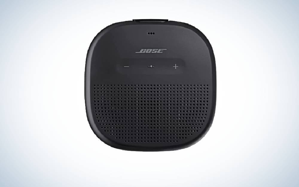 The Bose SoundLink Micro is our pick for the best mini Bluetooth speaker.
