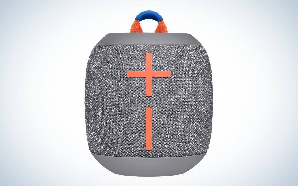 The Ultimate Ears Wonderboom 2 is our pick for the best portable Bluetooth speaker