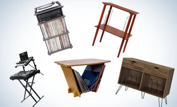 Best Turntable Stands of 2021 for Storing and Playing Records