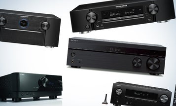 The Best AV Receivers to Turn Your Home Theater Into an Audio/Visual Powerhouse