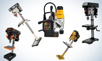 The Best Drill Press for Every Home Woodworker