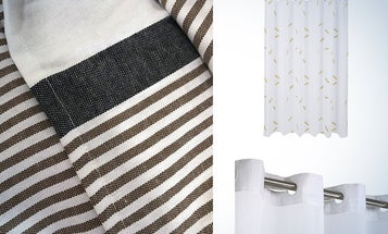 The Best Shower Curtains to Enhance Your Bathroom Style