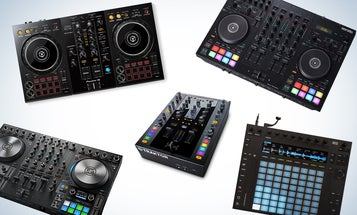 The Best DJ Controllers To Get You Spinning In 2021